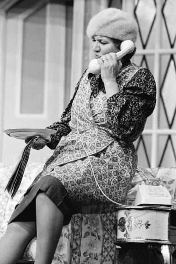 'I've never met anyone quite as bad as her' … Patricia Routledge as Dotty.