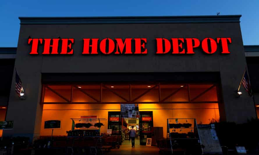 Home Depot went out of its way to tell the Washington Post that it did not oppose the law restricting voting access when it was pending in the state legislature.