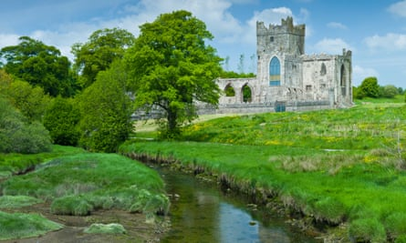 Tintern Abbey, County Wexford, Ireland