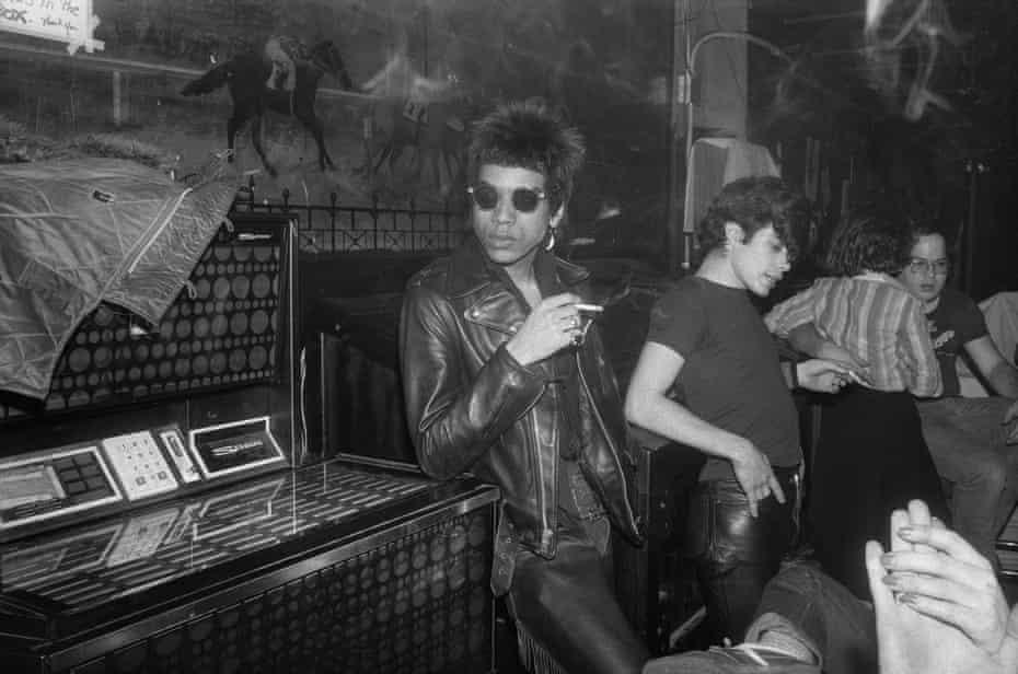 Regrets ... Green captured the CBGB jukebox but sadly not its legendary toilet