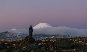 Indian photographer Akhil Suhas's picture of Mount Ngauruhoe (Mordor). 'I wanted a recurring subject in my photos.'