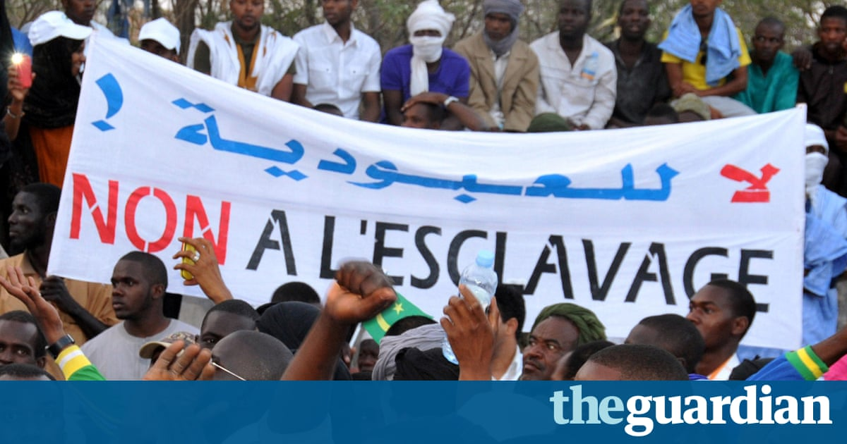 US warned Mauritania's 'total failure' on slavery should rule out trade benefits