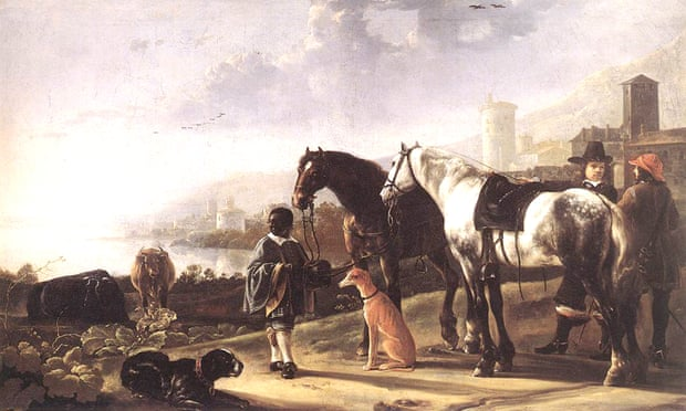 The Negro Page by Aelbert Cuyp.
