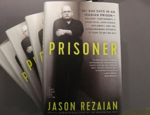 Rezaian's book documenting his frightening, and at times farcical, experience.