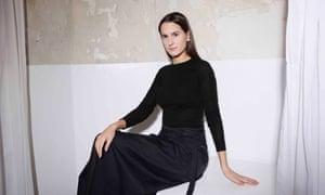 Lilli Heinemann shot in Berlin for Guardian Weekend magazine
