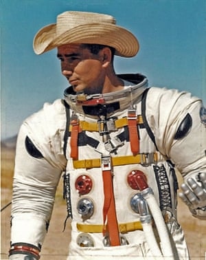 Astronauts in the Grand Canyon: how Nasa used the west as a