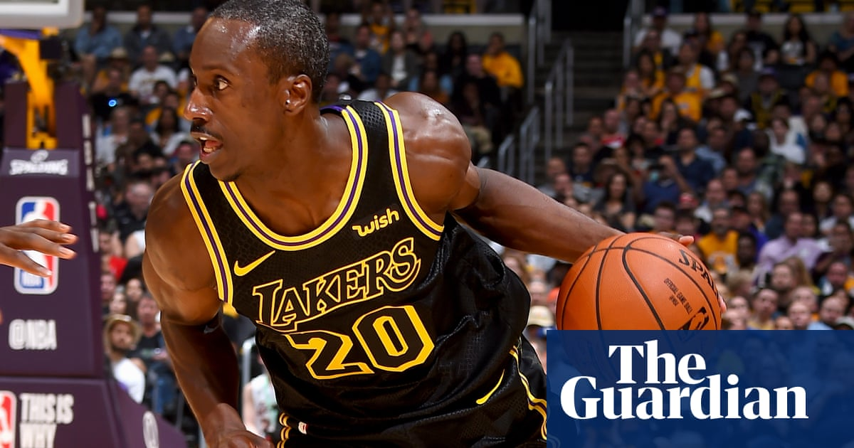 79e8f439aa3 Lakers  Andre Ingram shines in hard-won NBA debut after 10 years in minors