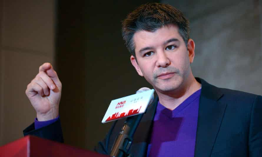 CEO Travis Kalanick was recently caught on video arguing with his own Uber driver.