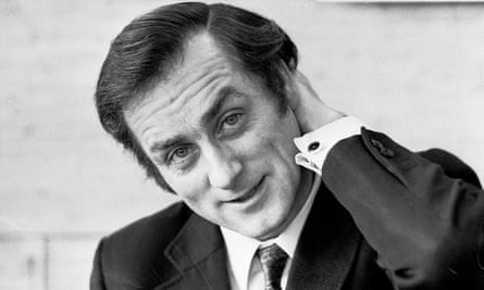 Harold Evans in 1970. In the following deacde he led a team of talented journalists who pulled off one triumph after another.