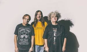 Too prolific? The Melvins.