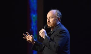 Louis C.K. performs onstage at Comedy Central Night Of Too Many Stars in 2015