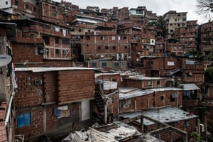 With a population of over one million people, the neighbourhood of Petare in Caracas is Venezuela's most dangerous slum