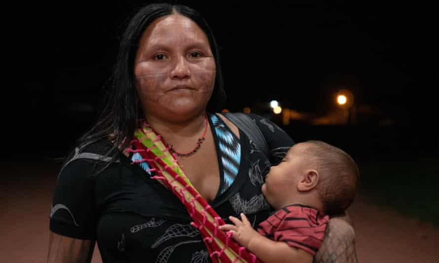 Maria Leusa Munduruku