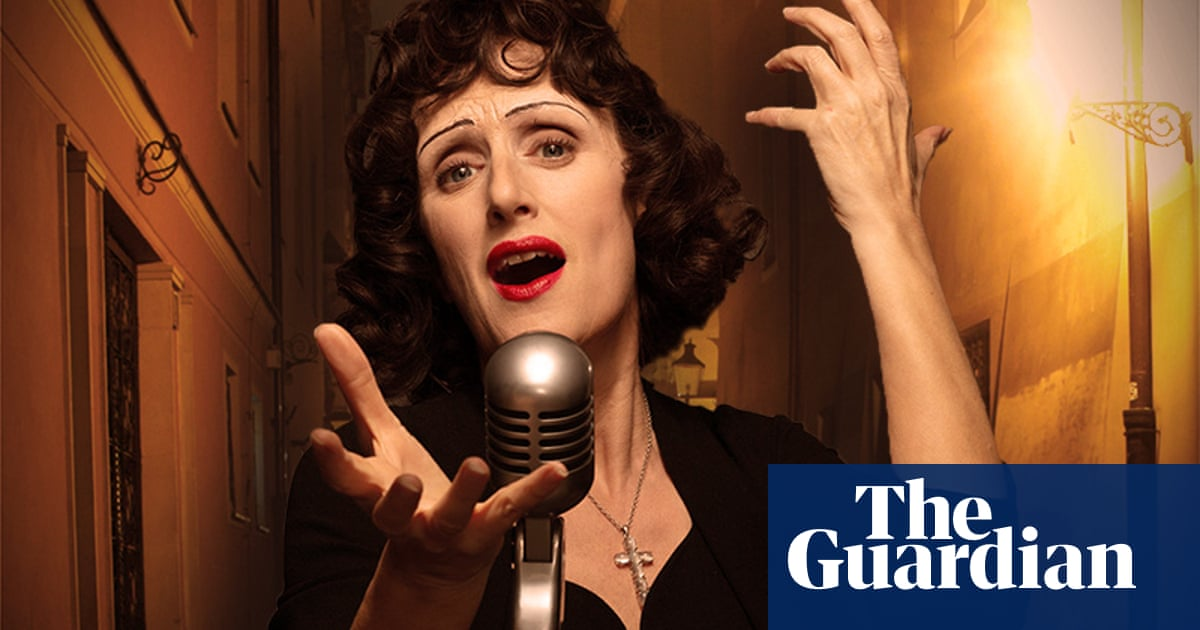 'I can't speak a word of French!' – Jenna Russell on playing Edith Piaf