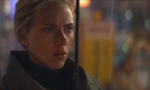 Scarlett Johansson in Avengers: Endgame.