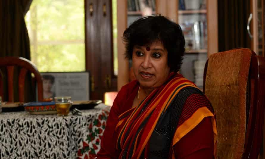 Bangladeshi author Taslima Nasreen has dismissed the critics of her tweet about Moeen.