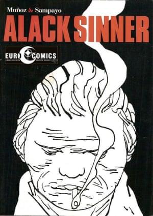 Alack Sinner by Caros Sampayo and José Muñoz