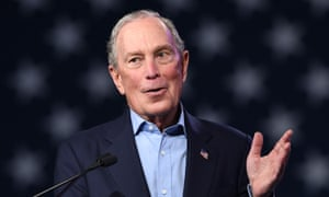 Michael Bloomberg 'was one of the biggest contributors to Democratic causes before he ran and he still is after' according to one veteran campaign manager.