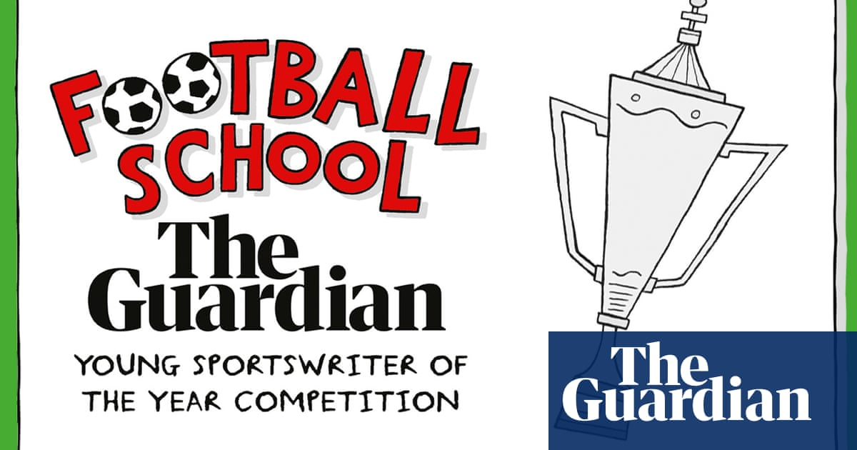 Take part in the third Young Sportswriter of the Year competition