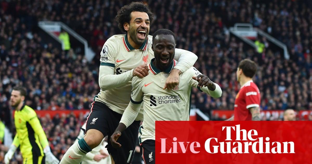 Manchester United v Liverpool: Premier League – live!