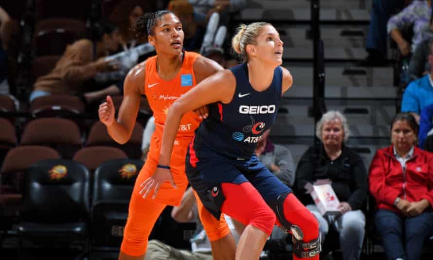 WNBA finals 2019