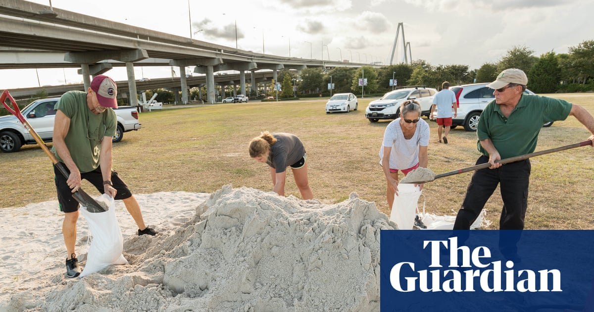 Tell us: have you been affected by Hurricane Florence? | World news | The Guardian
