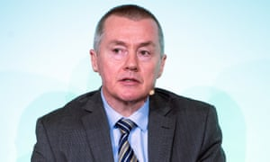 Willie Walsh, the CEO of BA's parent, IAG, in London last year, has argued against bailouts for airlines in the past and sought to restructure BA when he was its boss.