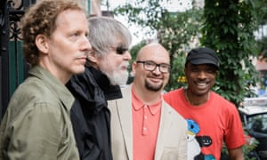 From left, Ben Street, Tom Harrell, Ethan Iverson and Eric McPherson.