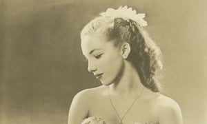 'As long as I was on stage I was happy': Yvonne Chouteau, c1948.