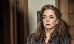 Stockard Channing as Kristin in Apologia.