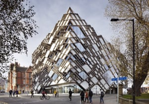 The Diamond, University of Sheffield