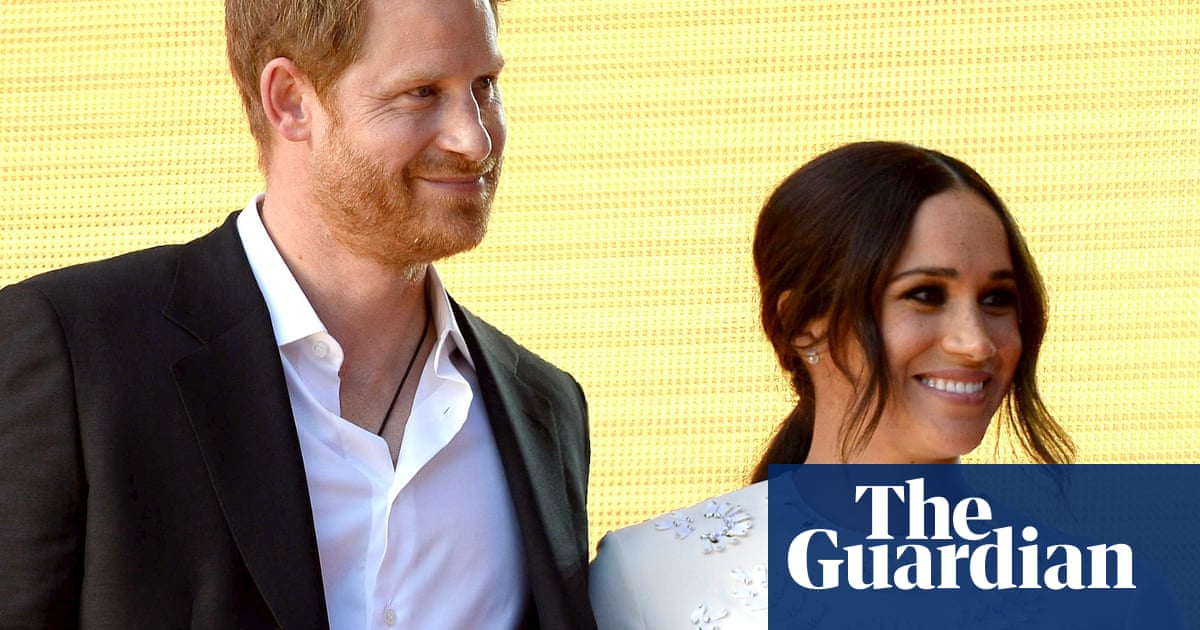 Prince Harry and Meghan recruited by US ethical investment firm