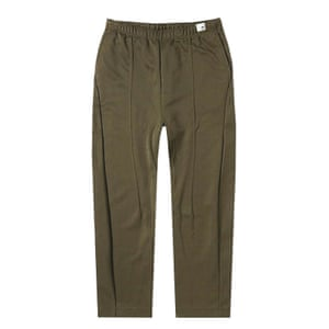 khaki joggers by Adidas from End Clothing