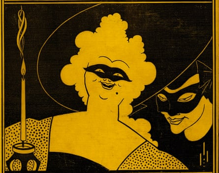 The Yellow Book by Audrey Beardsley.