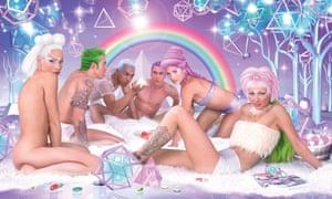 Micha Klein's Rainbow Children