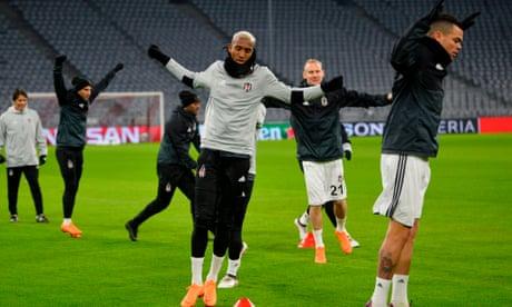 Bayern Munich v Besiktas: Champions League – live!