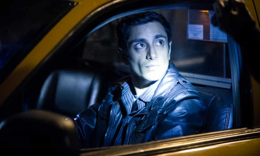 Riz Ahmed in The Night Of,  whose finale is screened in the US tonight. The plot is based on a 2008 BBC show.