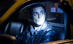 Doe-eyed murder suspect ... Riz Ahmed as Naz in The Night Of