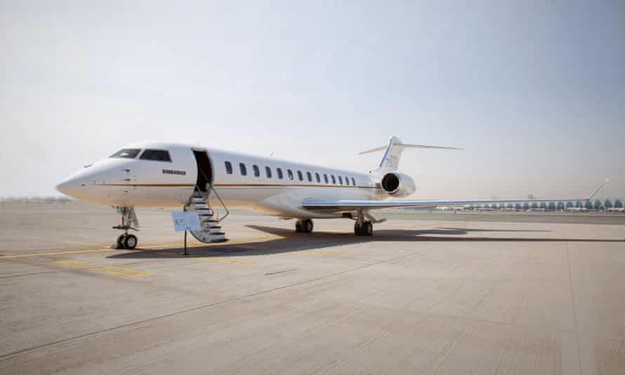 The Canadian manufacturer Bombardier has recently released the new Global 7500, the interior of which which includes a full-size kitchen.