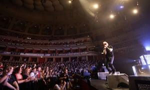 An Ed Sheeran gig