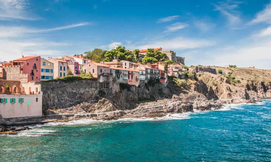 Collioure, France … Nightingale is set in a remote Languedoc village.