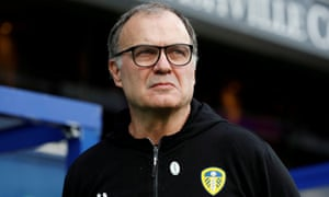 Marcelo Bielsa said: 'I observed all the rivals we played against. We watched all the training sessions before we played them.'
