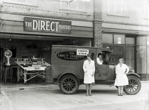 The Direct Fisheries, Osmaston Road, Allenton Derby, c.1930