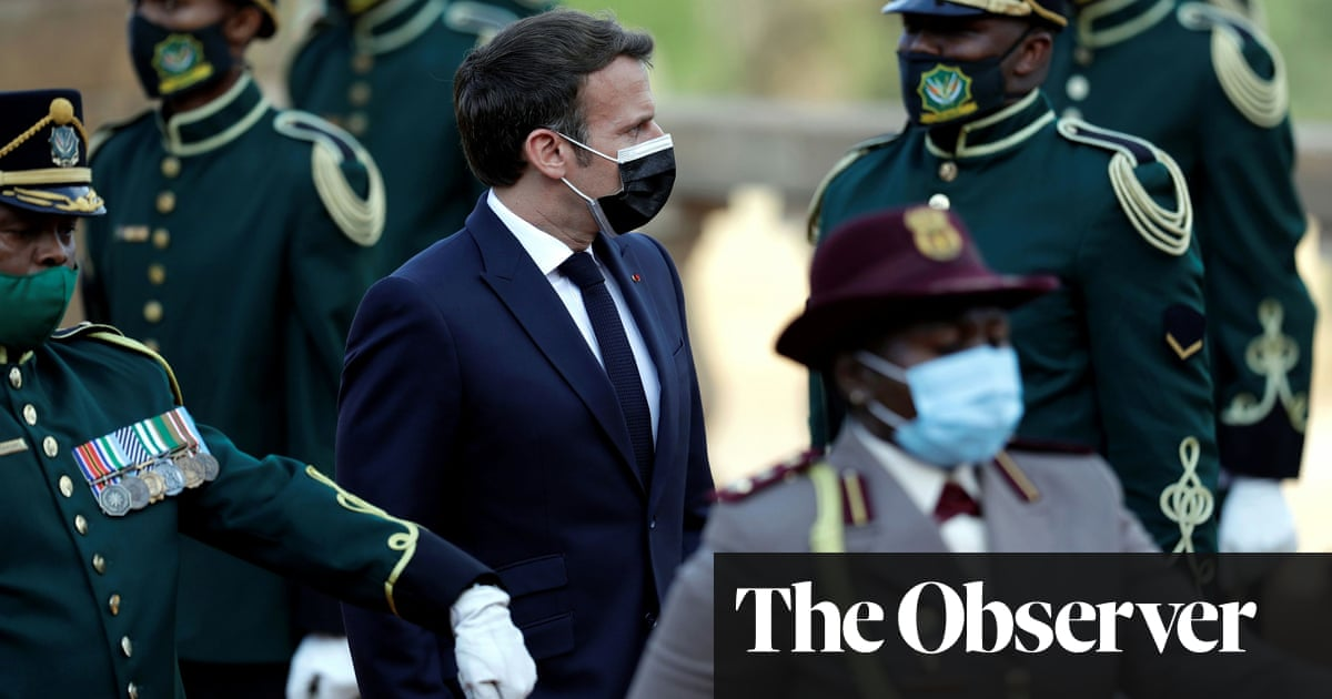 'We backed genocidal killers for too long': Macron begs forgiveness on Africa tour