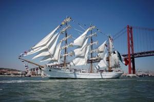 Cuauhtémoc, a ship