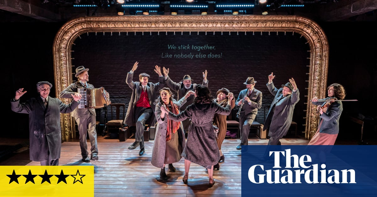 Indecent review – a brainy play staged with the panache of a musical