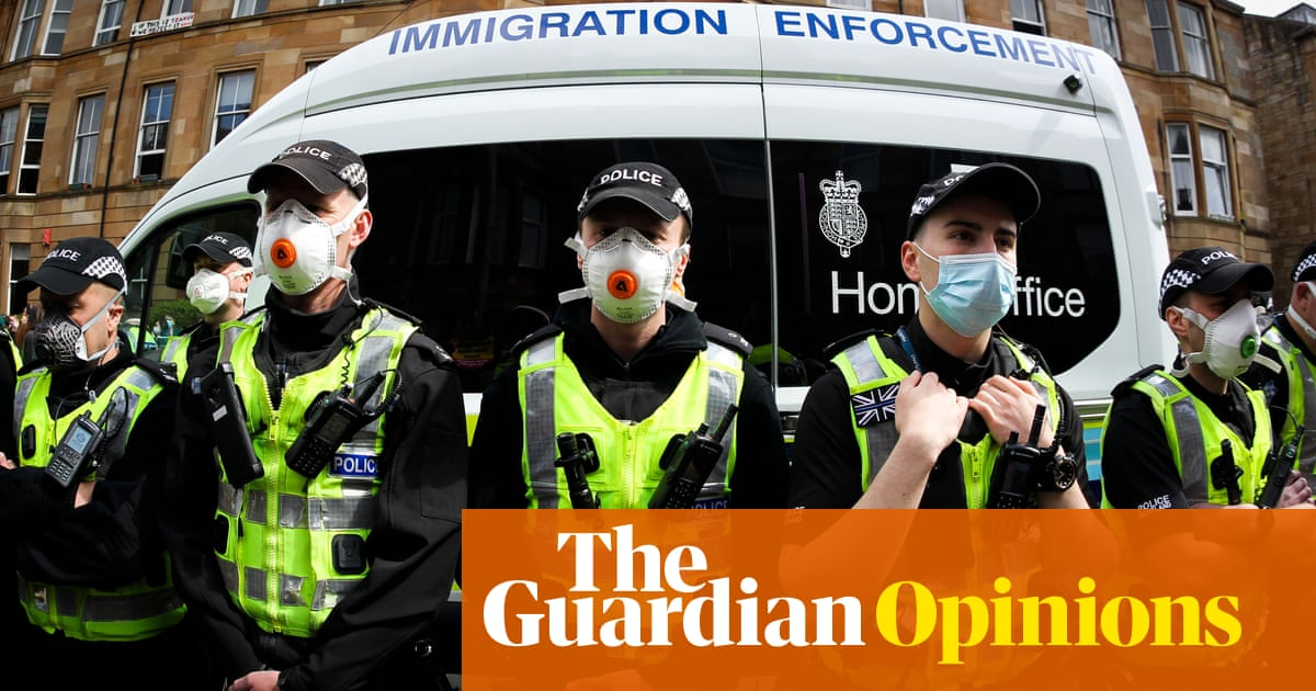 British politicians are obsessed with borders – and yet they aren't protecting us