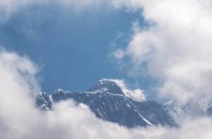 World's tallest peak, Mount Everest. The climbing season on Mount Everest has been called off amid fears over the coronavirus pandemic
