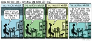 Illustration by Tom Gauld
