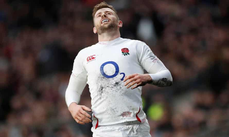 Elliot Daly is out of the England squad to face the Barbarians with a leg injury.